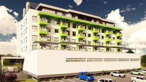 Poslovni prostor - Zenica - Crkvice -  1.023m2