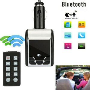 Transmiter MP3 FM za auto bluetooth USB