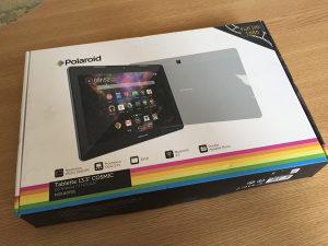 """Tablet Polaroid FHD COSMIC 13.3"""" 32GB Full HD Octa Core"""