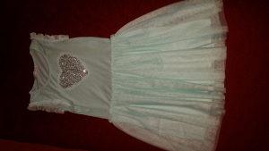 Haljina za djevojcicu 12-13god