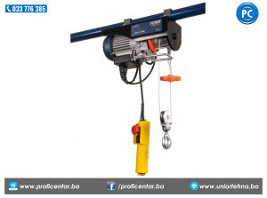 FERM Električna dizalica LHM1011