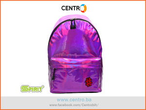 "Ruksak ''METALLIC PURPLE""- TTS 407279"