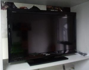 TV LCD SONY