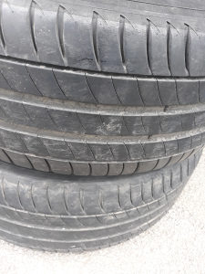 Michelin 215 55 16.2kom.6mm.god 2015