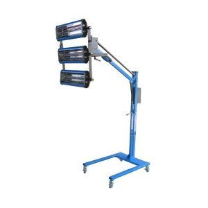 INFRACRVENI GRIJAČ SA 3 LAMPE RP-S3000