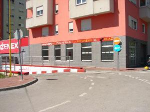 Poslovni prostor Irac Tuzla 155 m2 - prodaja