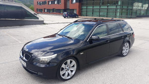 BMW 520 D 130KW 2009 GOD FACELIFT META ALARM