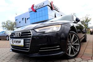 Audi A4 2.0 TDI S-Tronic S-Line MATRIX LED EXCLUSIVE