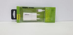 Punjač za mobitel Z08 TYPE C 1,5A