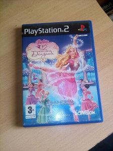 PLAYSTATION PS2 BARBY KOMPLET DVIJE IGRE