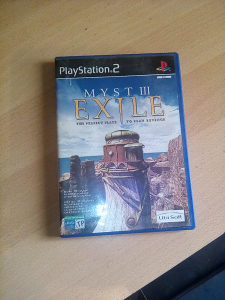 playstation 2 ps2 myst exile