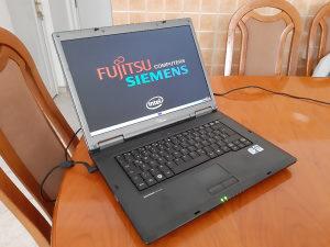 Laptop Fujitsu core2duo 2x2.0,2gb,80gb,wi,fi