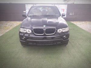 BMW X5,3.0,4x4 Cijena do registracije