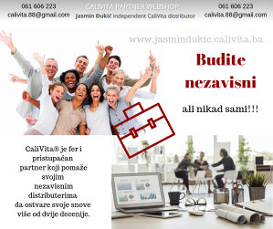 Posao - Distributer CaliVita proizvoda