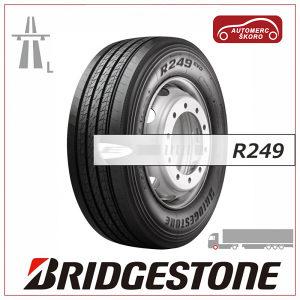 295/80 R22,5 Bridgestone R249 - prednja osovina