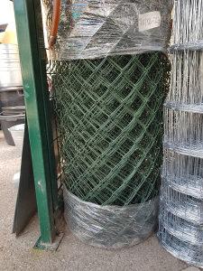 Plastificirana pletena ograda