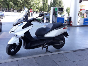 Kymco DOWNTOWN 200i ABS