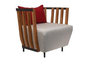 Baštenska fotelja