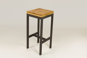 Baštenska barska stolica