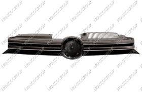 Maska Vw Golf Vi 08-012 Crna Zatvorena Chrom 5 Brzina