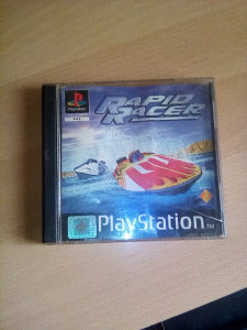 ps1 - ps one rapid racer