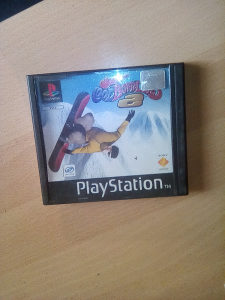 playstation ps2 cool boarders