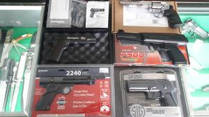 Vazdusni/zracni pistolji