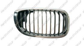 Maska Bmw-3 E-46 01-03 Dx Chrom Coupe