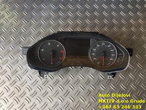 Instrument sat Audi A6 2,0 TDI 2012. Sline