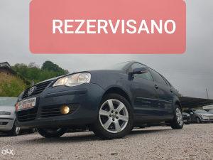 VW POLO 1.4 TDI *BLUEMOTION*2008GOD*UNITED*RATA*
