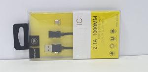 Punjac za telefon Magnetic MICRO USB 2,1A