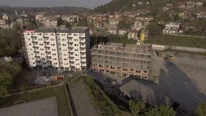 Stanovi novogradnja Tuzla - Naselje Oaza A3