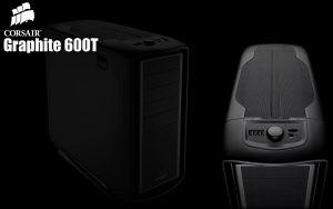 Gaming PC kuciste CORSAIR Graphite 600T