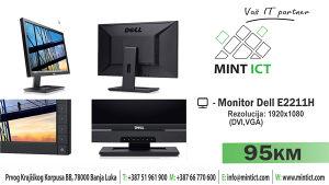 Monitor Dell E2211