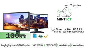Monitor Dell P2212