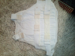 Pancir za nošenje ispod košulje