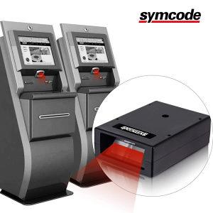 SYMCODE MJ-2090 1D CCD Barkod skener