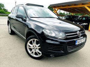 VW TOUAREG 3.0 TDI, Bluemotion, FULL 2010 god.