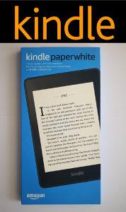 Kindle PAPERWHITE 8GB (2018)-vodootporan 10. generacija