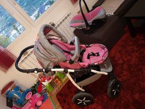 Dječija kolica 3u1 Baby Merc Q9