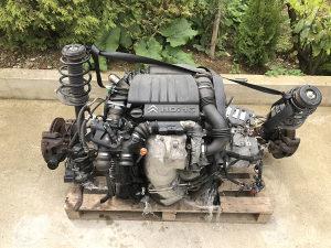 Motor 1.6 HDI TDCI 80 KW mjenjac Peugeot Citroen Ford
