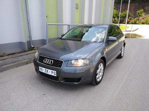 Audi A3 1.9 TDI 77 KW 2004. - Tek uvezen