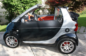 SMART Fortwo Cabrio dizel For Two