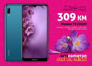 Huawei Y6 2019 |6,09 incha|2 GB+32 GB|Dual Sim