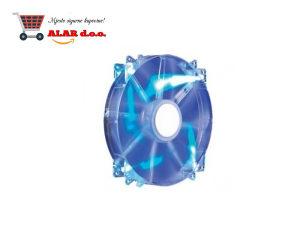 Cooler Master Case Fan Silent 200mm Blue LED