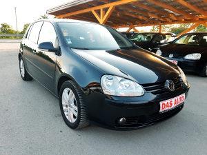 VW GOLF 5 1.9 TDI, 77 KW, 2007 GODINA