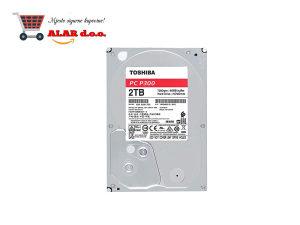 Toshiba 2TB SATA3 HDD P300