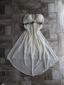 Bijela haljina zenska