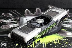 > EVGA GeForce GTX 690 4096MB 512bit GDDR5 Dual GPU