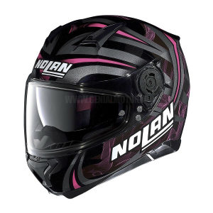 NOLAN KACIGA N87 LEDLIGHT N-COM 031 S M L 6719 20 21